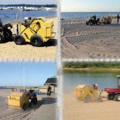 Beach Cleaner – ビーチクリーナー – (Cherrington Model)