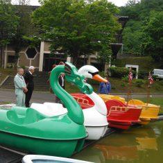 足漕ぎボート、レンタルボート・中古販売